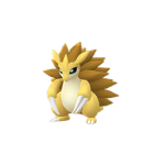 Sandslash - Normal - Pokémon GO
