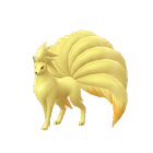 Ninetales - Normal - Pokémon GO