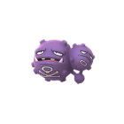 Weezing - Normal - Pokémon GO