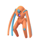 Deoxys - Defensa - Pokémon GO