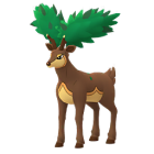 Sawsbuck - Summer - Pokémon GO
