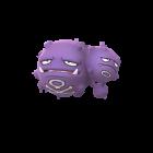 Weezing - Normal - Pokémon GO