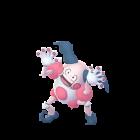 Mr. Mime - Normal - Pokémon GO