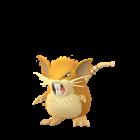 Raticate - Normal - Pokémon GO