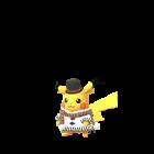 Pikachu - Winter 2020 - Pokémon GO