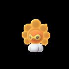 飄浮泡泡 - 太陽的樣子 - Pokémon GO
