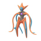 Deoxys - Attack - Pokémon GO
