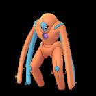 Deoxys - Defense - Pokémon GO