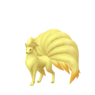 Vulnona - Normalform - Pokémon GO