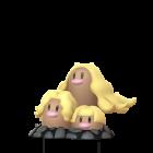 Digdri - Alola-Form - Pokémon GO