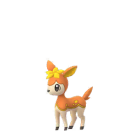 Deerling - Autumn - Pokémon GO