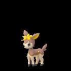 Deerling - Winter - Pokémon GO