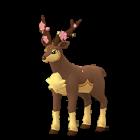 Sawsbuck - Spring - Pokémon GO