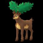 Sawsbuck - Summer - Pokémon GO