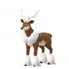 Sawsbuck - Winter - Pokémon GO