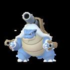 Blastoise - Mega Evolution - Pokémon GO