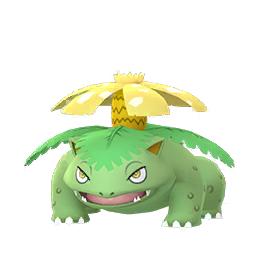 Venusaur - Shiny Male