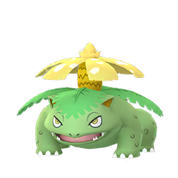 Venusaur - Shiny Female