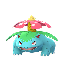 Venusaur - Female