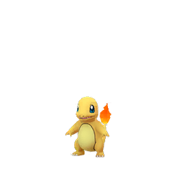 Charmander - Shiny Male / Female