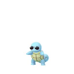 Squirtle - Shiny Male