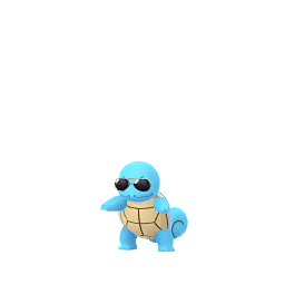 Squirtle - Male