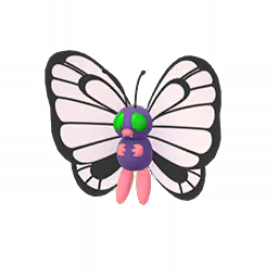 Butterfree - Shiny Female