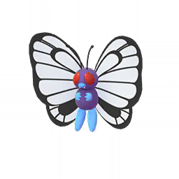 Butterfree - Female