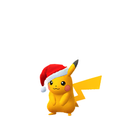 Pikachu - Shiny Male