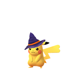Pikachu - Female