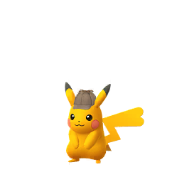 Pikachu - Shiny Female