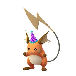 Raichu - Shiny Male