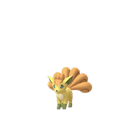 Vulpix - Shiny Male / Female