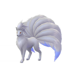 Ninetales - Shiny Male / Female