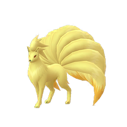 Ninetales - Male / Female