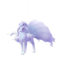 Ninetales - Shiny Form 61 Male / Female