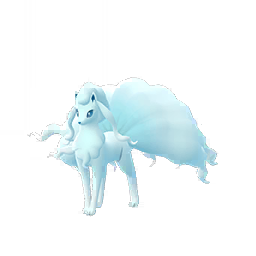 Ninetales - Form 61 Male / Female