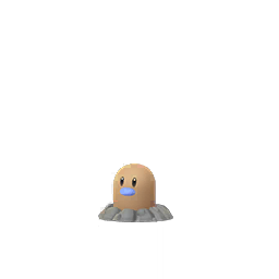 Diglett - Shiny Male / Female