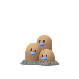 Dugtrio - Shiny Male / Female