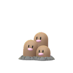 Dugtrio - Male / Female