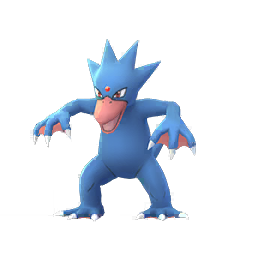 Golduck - Shiny Male / Female