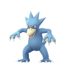Golduck - Male / Female