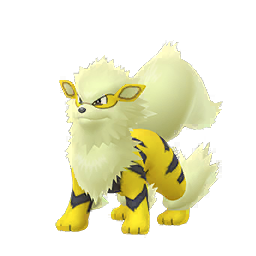 Arcanine - Shiny Male / Female