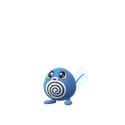 Poliwag Pokemon GO
