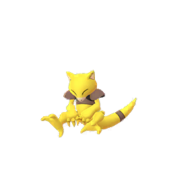 Abra - Male / Female