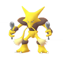 Alakazam Pokemon GO