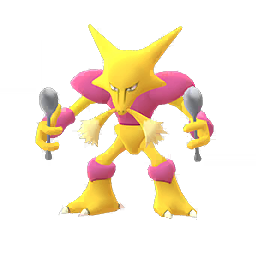 Alakazam - Shiny Female