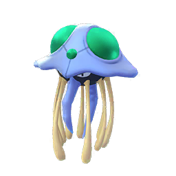 Tentacruel - Shiny Male / Female