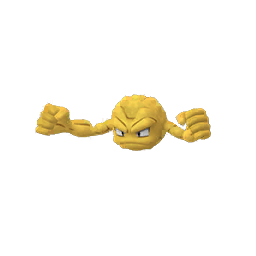 Geodude - Shiny Male / Female