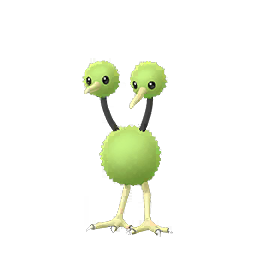 Doduo - Shiny Male